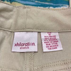 Xhilaration Pants - Xhilaration Stretch Capris NWOT